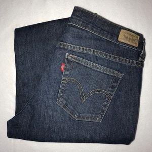 Levi's 515 Boot Cut Jeans Women's 6 Long 32